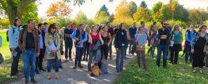 34ème Journée Rue de l'avenir Suisse 29 septembre 2017 « La rue passe au vert »