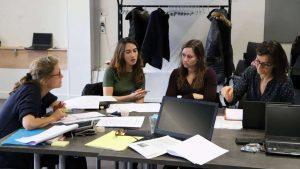 Planification et ville accessible à tous : les productions de l'atelier 2017 du GT-Ravi