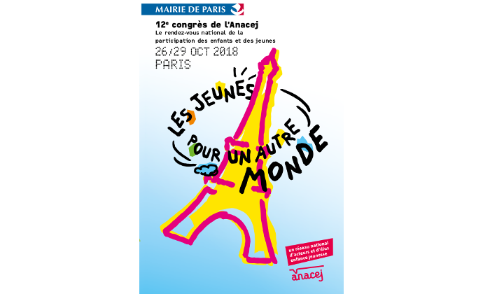 12e Congrès de l'Anacej du 26 au 29 octobre 2018 à Paris