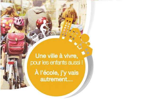 Une ville à vivre, pour les enfants aussi ! Dijon 25/05/16