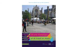 L'apaisement de la circulation en Europe : nouvelle publication Rue de l'avenir
