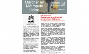 Marcher en métropole lilloise Contribution Droit au vélo-ADAV
