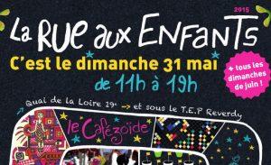 La Rue aux Enfants avec Cafézoïde
