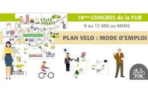 Congrès de la FUB du 9 au 12 mai 2019 au Mans – Inscriptions ouvertes