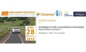 Journée UVT Développer le vélo en périurbain et interurbain