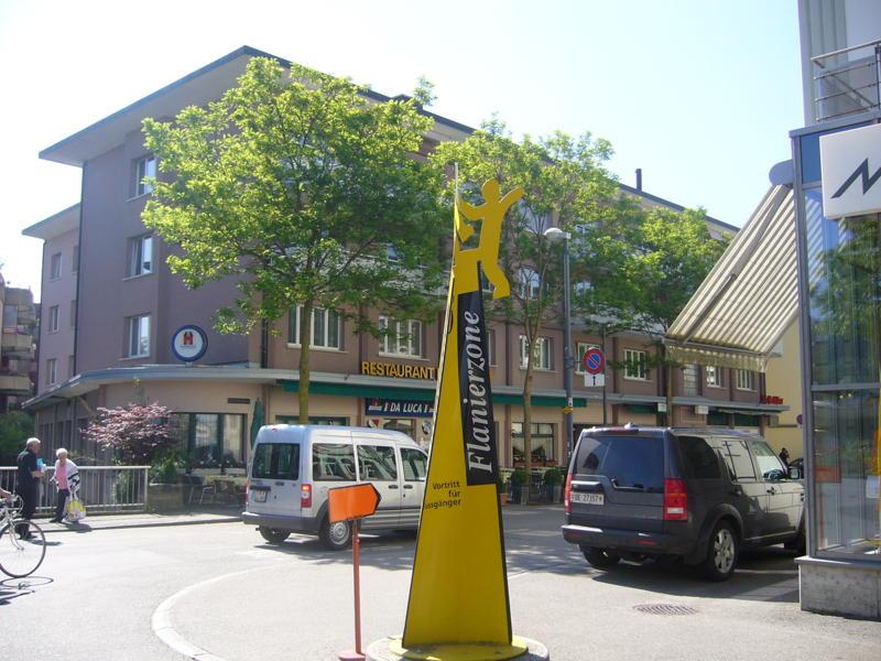 Visite en Suisse 2009