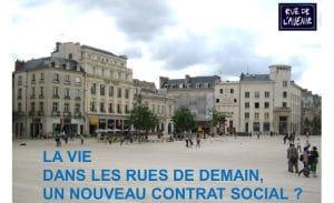 Diaporama La vie dans les  rues de demain, vers un nouveau contrat  social ?