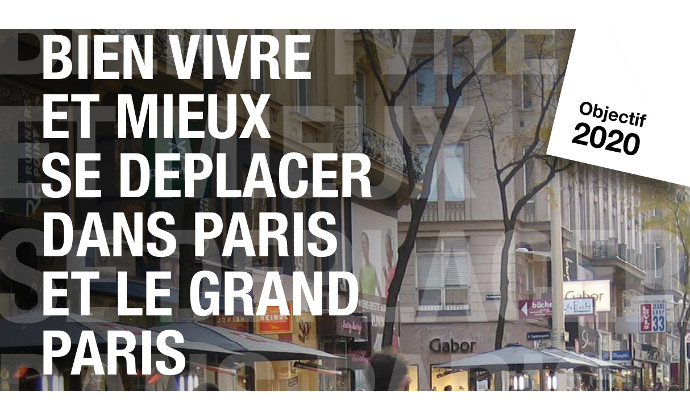 Municipales 2020 : Bien vivre et mieux se déplacer dans le Grand Paris