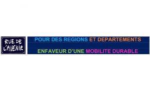 Pour des Régions et Départements en faveur d'une mobilité durable – Communiqué Rue de l'avenir, élections 2021